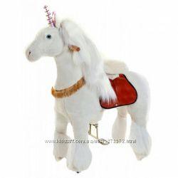 Поницикл Pony Cycle Единорог механическая Лошадка малая Пони ponycycle