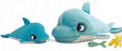 Набор из двух интерактивных дельфинят Blu Blu Dolphin и дельфиненок Holly