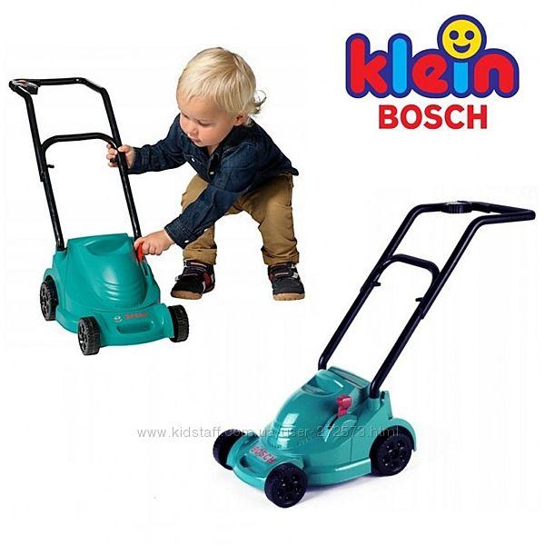 Детская газонокосилка Bosch mini Klein 2714 со звуком