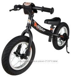 Велобег Bike Star Sport Black Matte Rock на колесах 10 или 12 дюймов