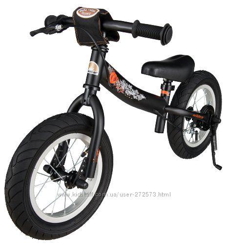 Велобег Bike Star Sport Black Matte Rock Оригинал Германия 10 или 12 дюймов