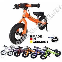 Велобег Bike Star SPORT 10 Германия беговел для девочек аналог Пуки Puky
