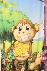 фотоштора обезьяна