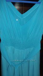 Красивое нарядное шифоновое платье беременным и не только