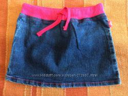 Новая юбка джинсовая GLORIA JEANS 2-4 года