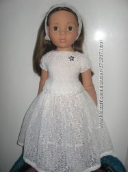 Вязанные комплекты из 3-х предметов для куклы Gotz
