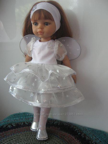 Полный ауфит для Paola Reina Звездочка с крылышками