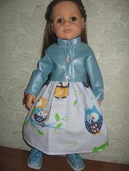 Одежда и обувь для куклы Gotz  Готц дешево