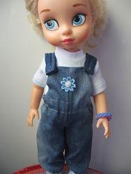 Одежда и обувь для куклы Disney Animators