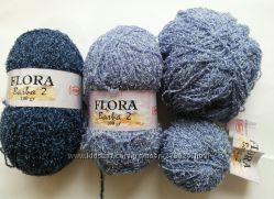 Пряжа нитки для вязания 3 шт в 1 лоте