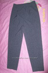 Серые брюки 46-48р