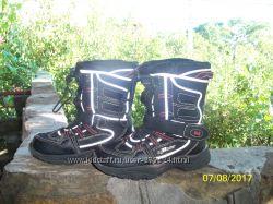 Зимние ботинки термо ф-мы B&G