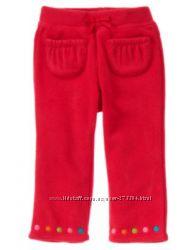 флисовые штаны, 3т, Gymboree, штаники, штанишки