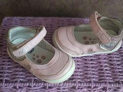 Кожаные туфли Chicco р.21 13 см.