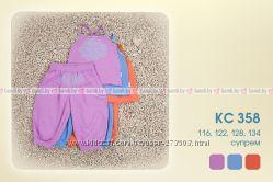 КС 358 костюм для девочки летний- распродажа