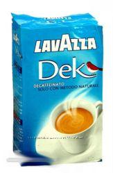 Без Кофеина LAVAZZA. Бесплатная доставка по Киеву от 800грн