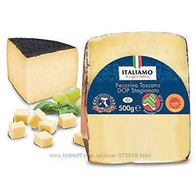 Овечий сыр Пекорино тоскано Dop 350г 189грн