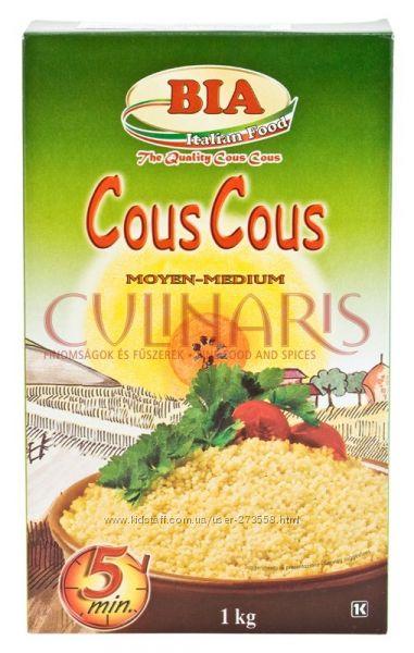 Пшеничная каша-CousCous Bia 1кг 92грн
