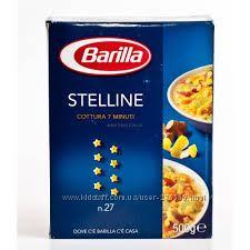 BARILLA  (n27) 500г-49грн