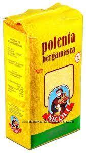 Полента-кукурузная каша  1кг-75рн