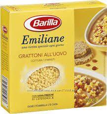 Barilla emiliane grattoni 250г-43грн