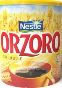 Ячменный напиток  Орзоро от Нестле  200г-109грн