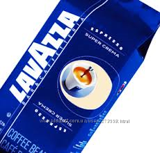 LAVAZZA SUPER CREMA 1кг-395грн