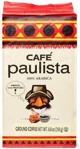 Lavazza paulista 100% Бразильская арабика 250г-125грн