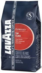 LAVAZZA TOP CLASS 1кг-449грн