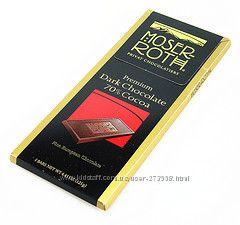 Черный шоколад 85% какао 65грн