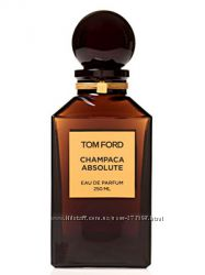 champaca absolute Tom Ford, распив