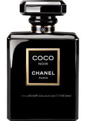 coco noir Chanel, edp оригинал, распив
