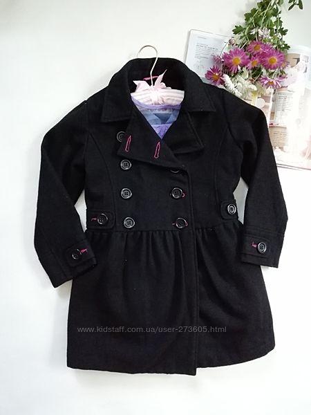 Пальтишко пальто Ladybird для девочки, р. 122, 6-7лет
