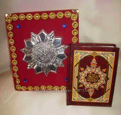 Коран, Подарочное издание на арабском, в футляре. Малый