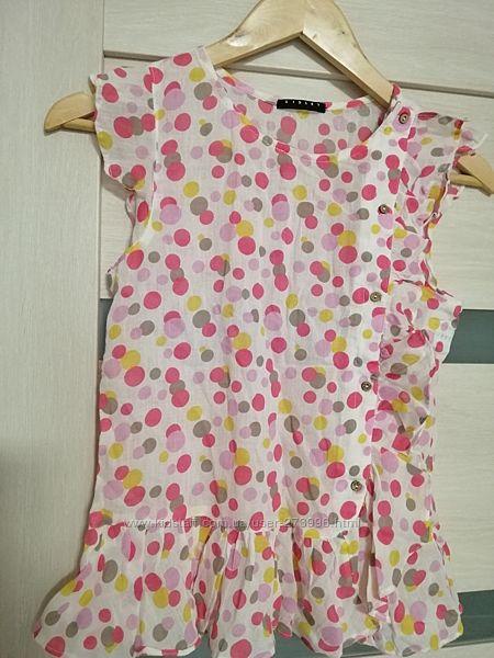 Летняя очаровательная блузка