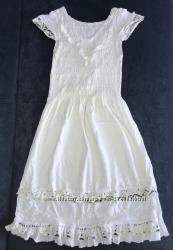Платье принцессы натуральный хлопок. Сирия