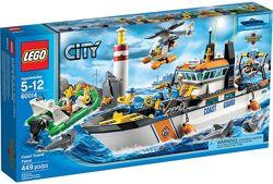 Lego city 60011 60012 60013 60014 60015 Coast Guard НОВЫЕ НАБОРЫ