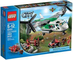 Lego city 60021 Cargo Heliplane 60022 Cargo Terminal 60019 Stunt Plane