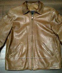 Кожанная куртка Italia