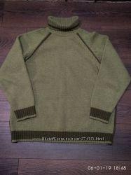 Мужской тёплый свитер