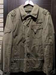 Мужская брендовая куртка Bershka