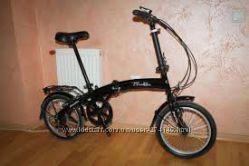 Складной немецкий велосипед 16