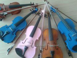 Скрипка 1. 8, 1. 2, 1. 4, 3. 4, 4. 4