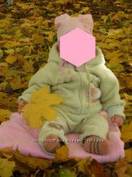 Тепленький костюмчик для малыша