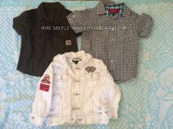 Рубашки і піджак на 2 роки з Англії