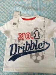 Котонова футболка для маленького футболіста з Англії
