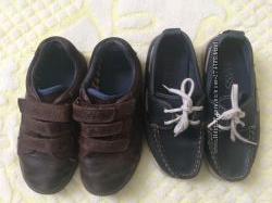 Туфлі від Clarks i Marks&Spenser