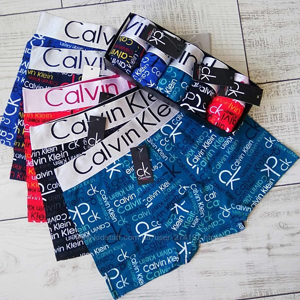 Calvin Klein 365 Print Collection -