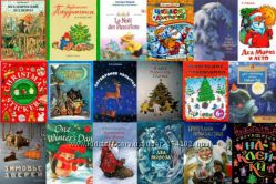 Зимние, новогодние, Рождественские книги для детей. 150 книг