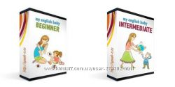 Английский My English Baby Beginner Intermediate Мария Елисеева